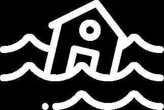 House flooding icon
