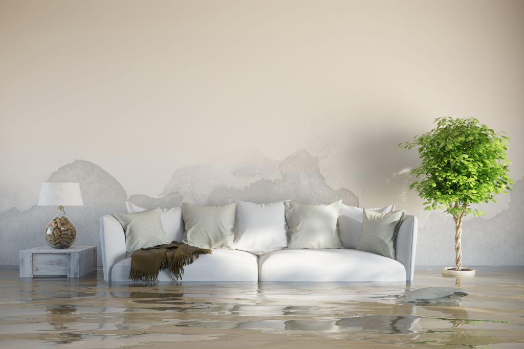 If your basement floods it can cause structural damage to your home as well as damage your furniture.
